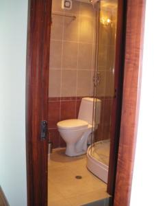 Hotel BRANI Ruse - Shower - WC
