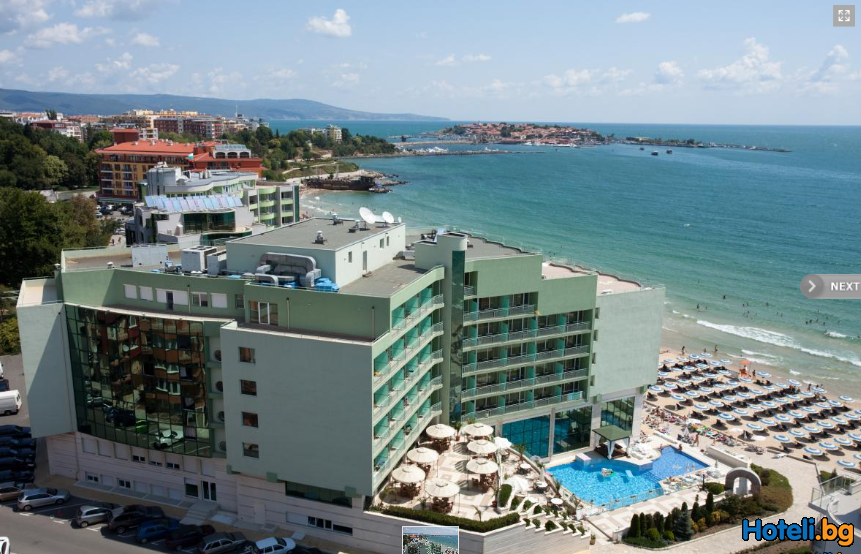Hot offers summer 2014 hotel Biliana Beach Nessebar