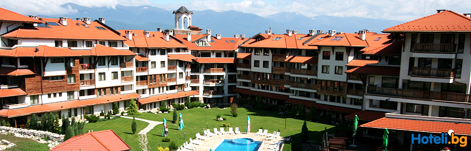 "Hotel Complex ""ROYAL TOWERS"" Bansko"