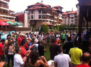 BANSKO ROYAL TOWERS Party & Fun